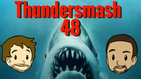 Jaws and manliness
